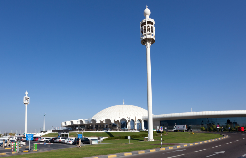 Sharjah Airport is located 13 km (8 miles) of Sharjah city centre.